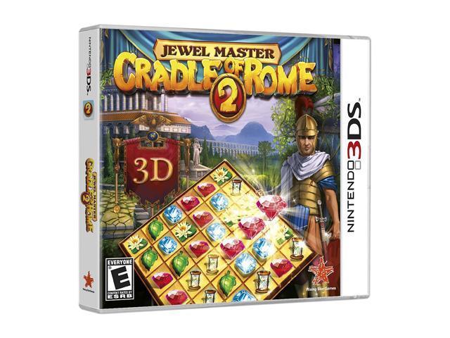 Jewel Master: Cradle of Rome 2 Nintendo 3DS