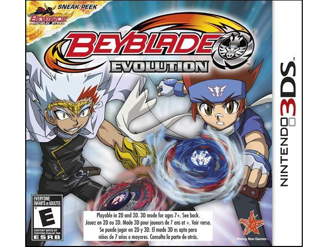 BEYBLADE: Evolution Nintendo 3DS Game