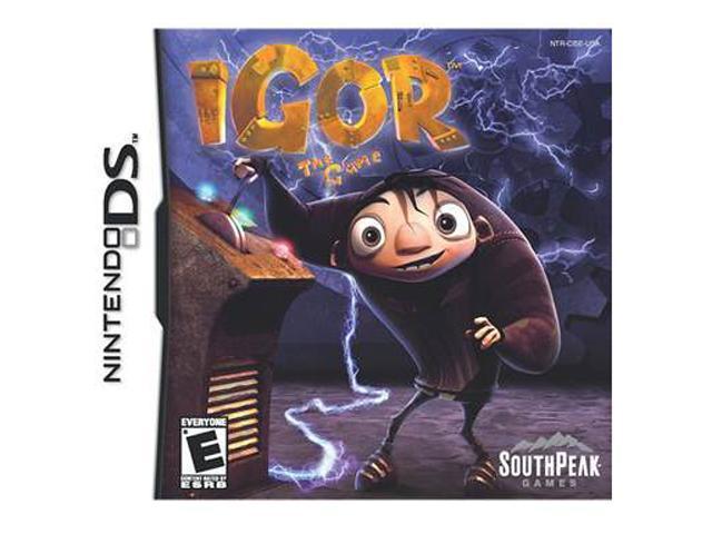 Igor Nintendo DS Game
