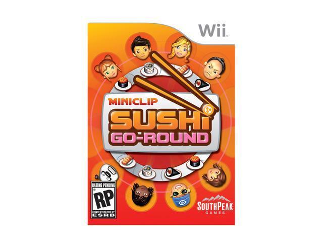 Sushi Go Round Wii Game