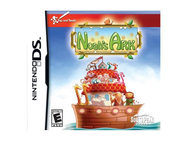 Noah's Ark Nintendo DS Game