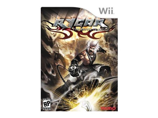 Rygar: The Battle of Argus Wii Game