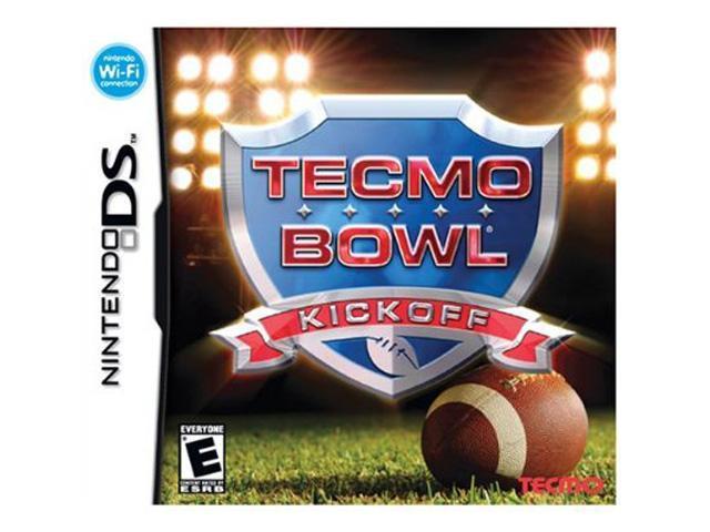 Tecmo Bowl: Kickoff Nintendo DS Game