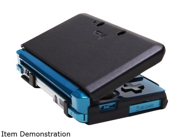CM4 Nintendo 3DS Catalyst Slim Cover Black