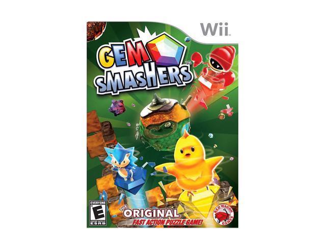 Gem Smashers Wii Game