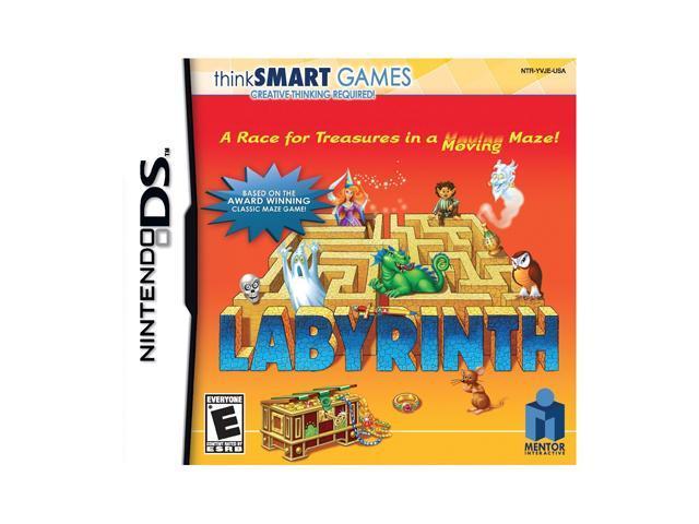 thinkSMART Labyrinth Nintendo DS Game