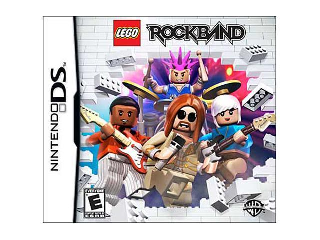 Rock Band: Lego Nintendo DS Game