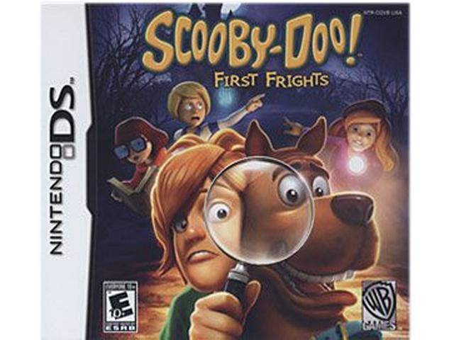 Scooby Doo: First Frights Nintendo DS Game