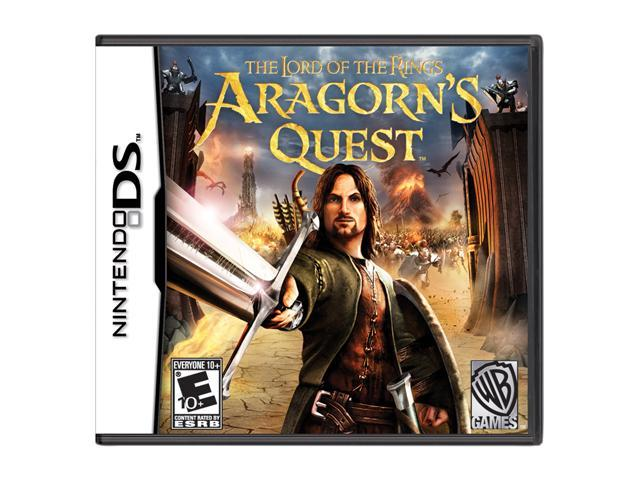 Lord of the Rings: Aragorn's Quest Nintendo DS Game