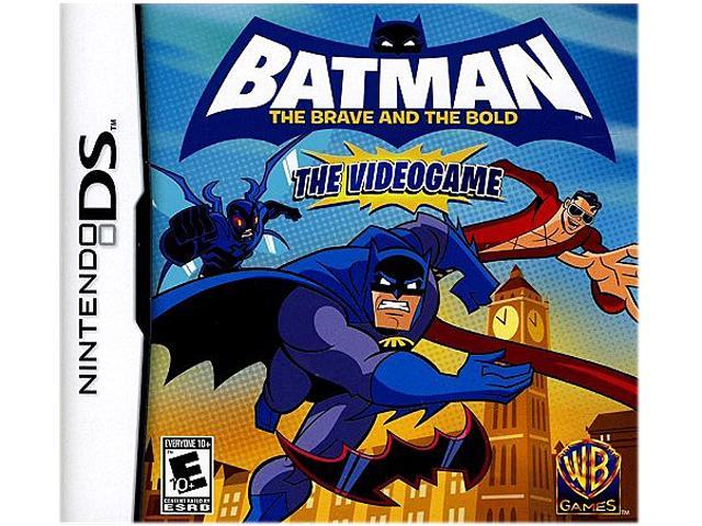 Batman: The Brave & the Bold Nintendo DS Game