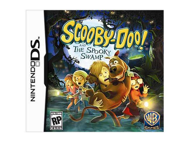Scooby Doo and the Spooky Swamp Nintendo DS Game