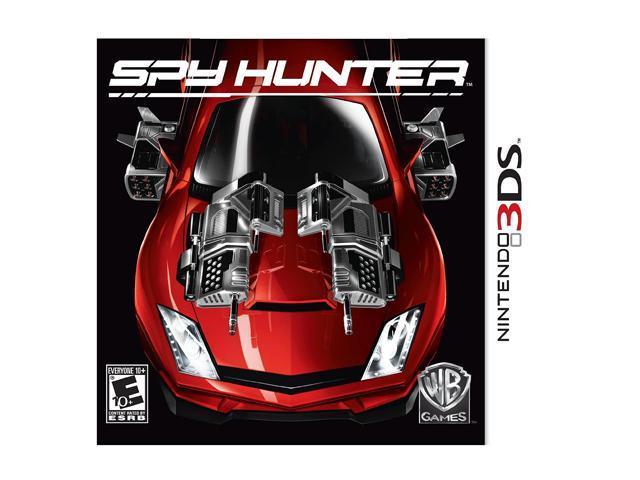 Spy Hunter Nintendo 3DS Game