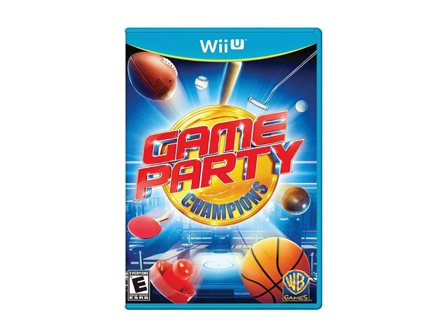 Game Party Champions Wii U Game