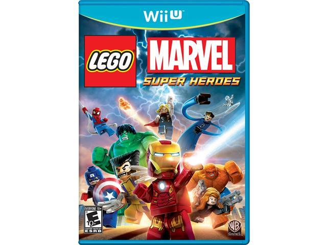 LEGO: Marvel Super Heroes - Wii U