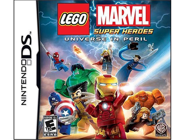 LEGO: Marvel Super Heroes - DS