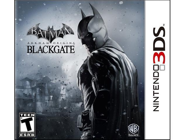 Batman: Arkham Origins Blackgate Nintendo 3DS Game