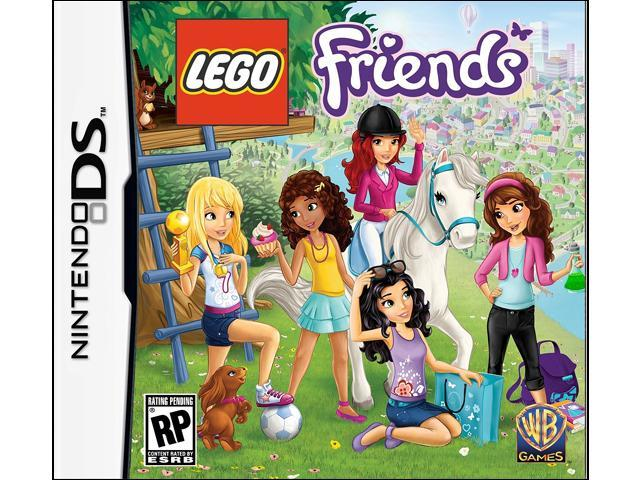 LEGO Friends Nintendo DS