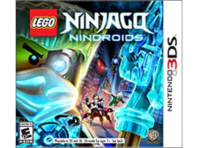 LEGO Ninjago: Nindroids Nintendo 3DS