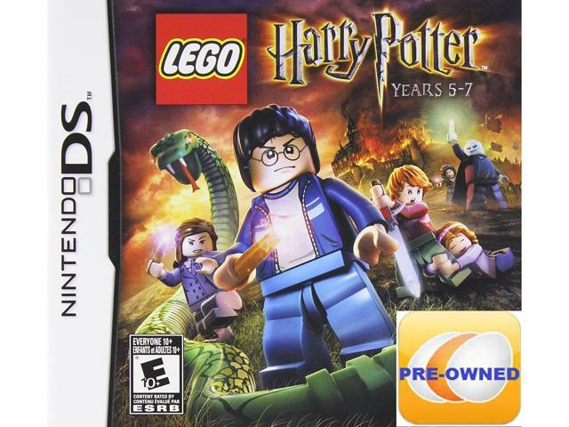 Pre-owned LEGO Harry Potter: Years 5-7  DS