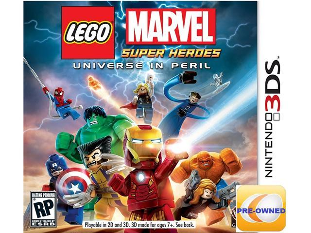 Pre-owned LEGO Marvel Super Heroes 3DS
