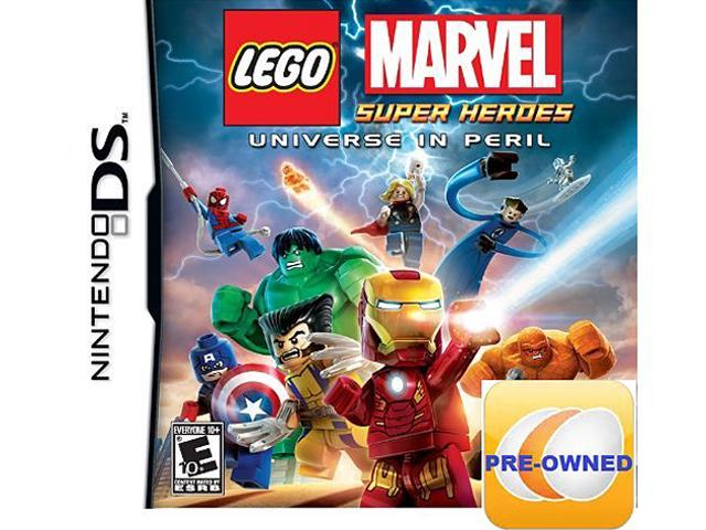 Pre-owned LEGO Marvel Super Heroes: Universe in Peril  DS
