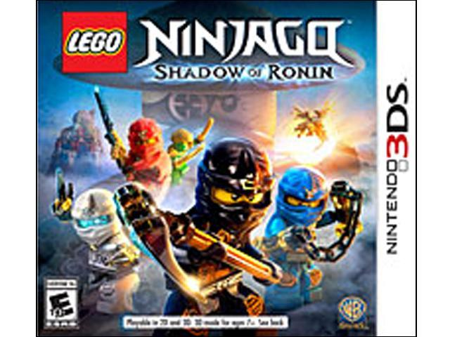 LEGO Ninjago: Shadow of Ronin Nintendo 3DS - Newegg.com