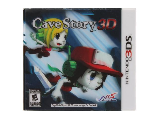 Cave Story 3D Nintendo 3DS Game