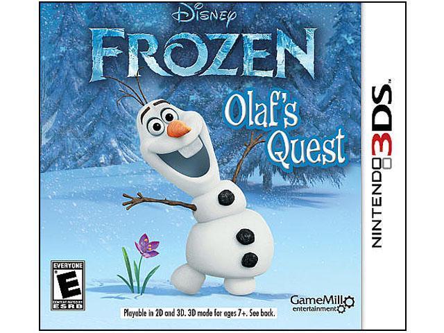 Disney Frozen: Olaf's Quest Nintendo 3DS