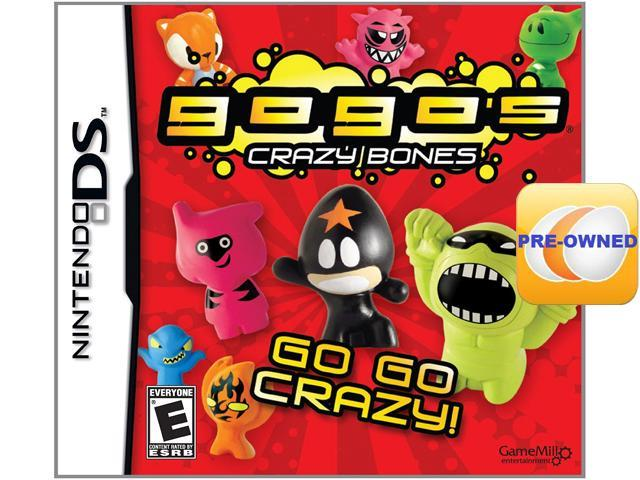 Pre-owned GoGo's Crazy Bones  DS