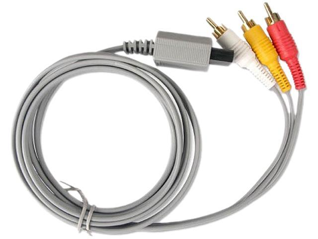 INSTEN AV Composite Cable for Nintendo Wii