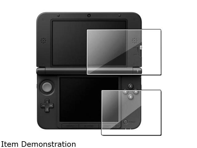 INSTEN 2-LCD Kit Clear Screen Protector For Nintendo 3DS XL / LL
