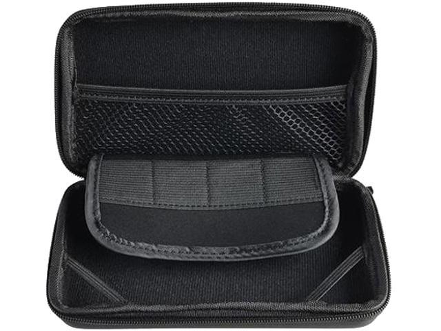 INSTEN Eva Hard Case For Nintendo 3DS XL / LL - Black