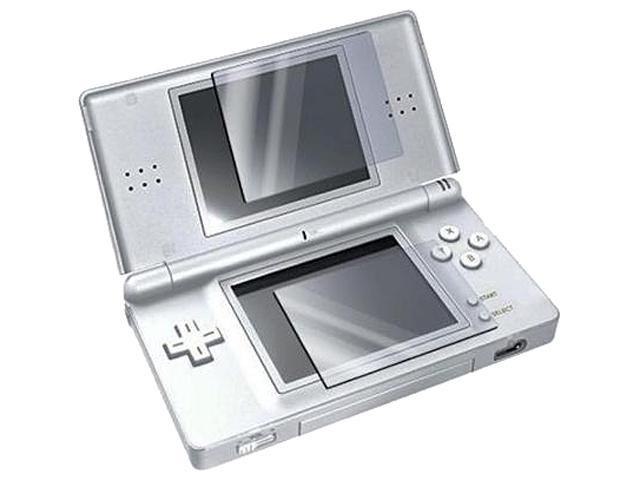 insten top bottom screen protector cover for nintendo ds lite nds. Black Bedroom Furniture Sets. Home Design Ideas