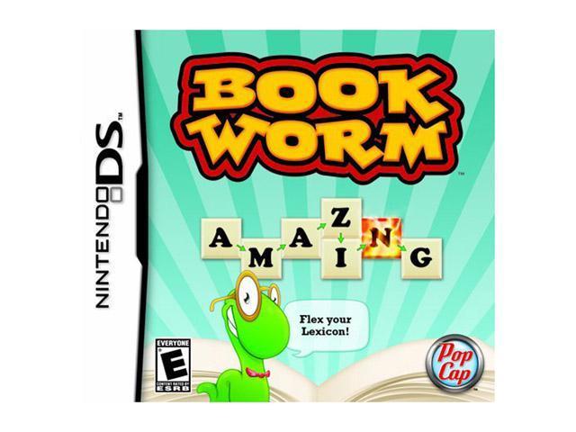 Bookworm Adventures Nintendo DS Game