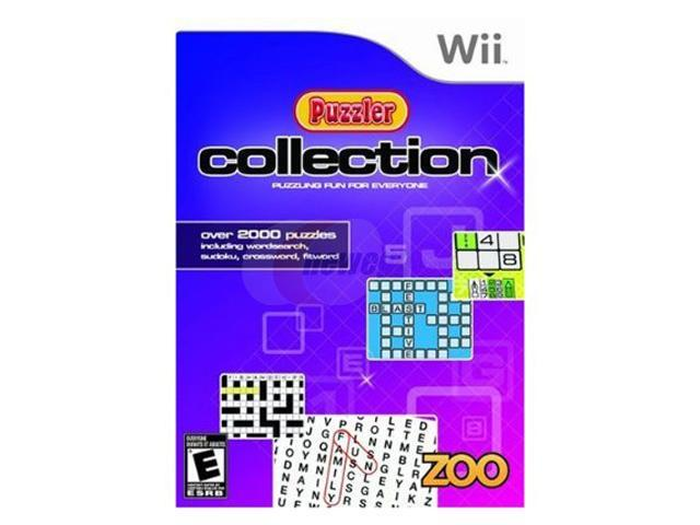 Puzzler Collection Wii Game Zoo Games