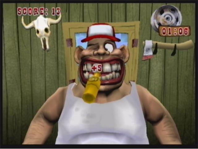 Calvin Tucker's Redneck Jamboree Wii Game Zoo Games