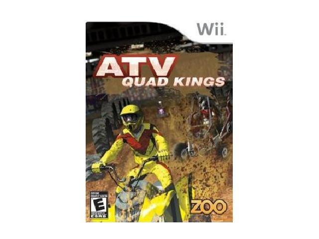 ATV Quad Kings Wii Game