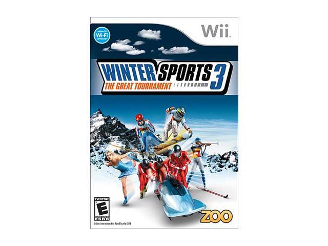 Winter Sports 3 Wii Game
