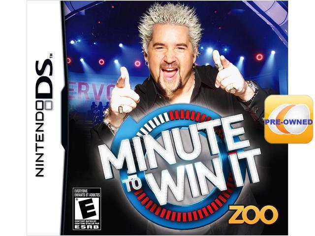 Pre-owned Minute To Win It  DS