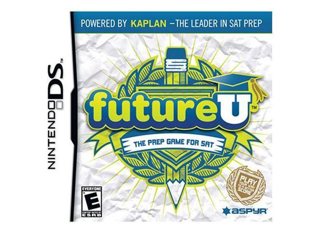 Future U: SAT Prep Nintendo DS Game