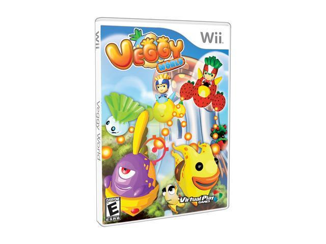 Veggy World Wii Game