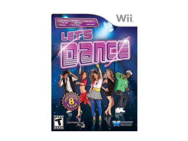 lets dance game