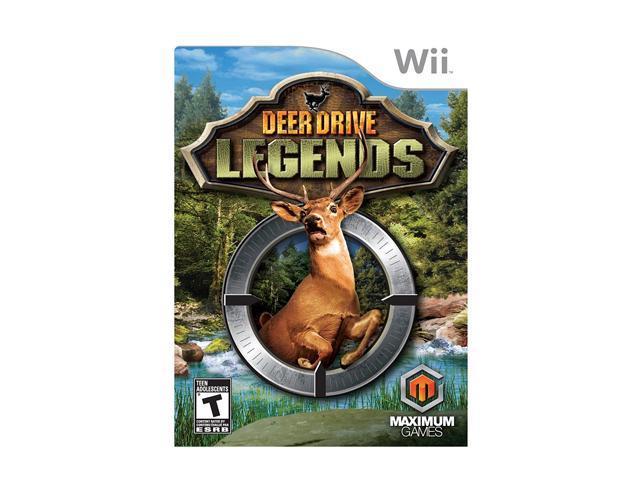 Deer Drive Legends Wii Game