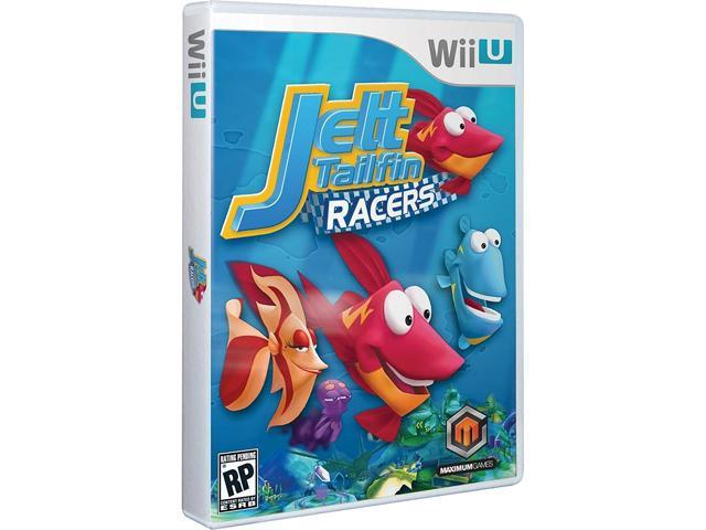 Jett Tailfin Wii U Game