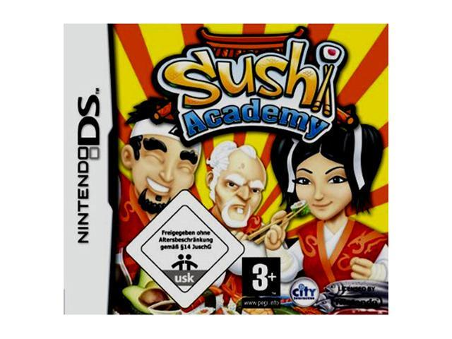 Sushi Academy Nintendo DS Game