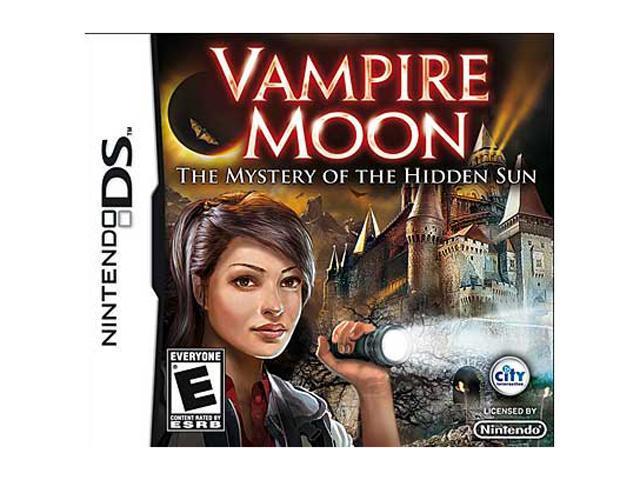 Vampire Moon: Mystery of the Hidden Sun Nintendo DS Game