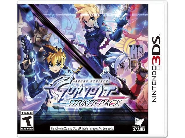Azure Striker Gunvolt: Striker Pack - Nintendo 3DS