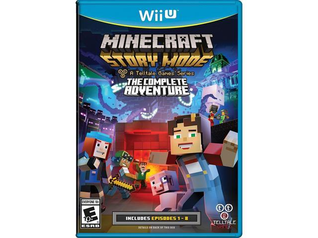 Minecraft: Story Mode-The Complete Adventure - Nintendo Wii U