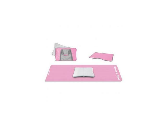 dreamGEAR Wii Fit 3-in-1 Lady Fitness Workout Kit