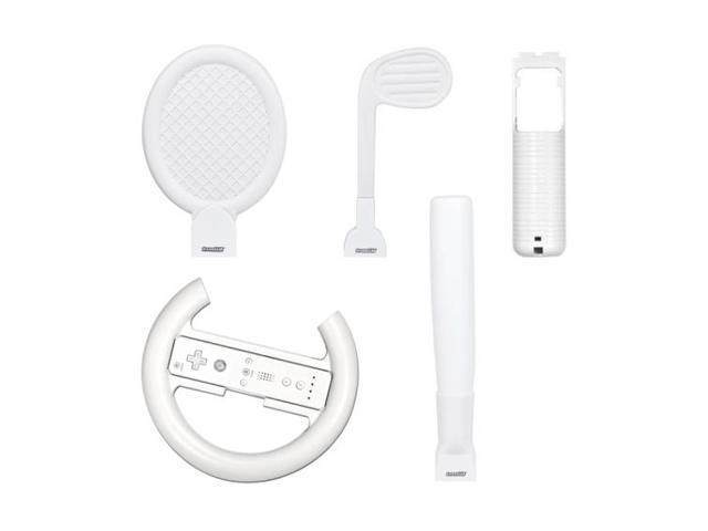 dreamGEAR Play & Drive Soft Sports Kit (4 In 1) for Wii